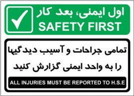 Heaith, safety & Training  Posters (HP24)